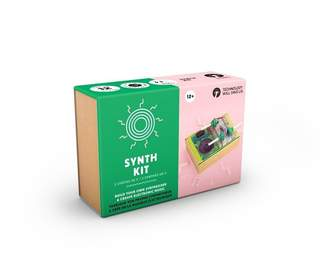 Technology Will Save Us Tech Will Save Us, Synth Kit - Educational Music STEM Toy