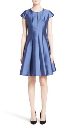 Women's Armani Collezioni Radzimir Fit & Flare Dress $1,395 thestylecure.com