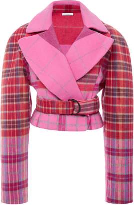 Tome Round Shoulder Jacket
