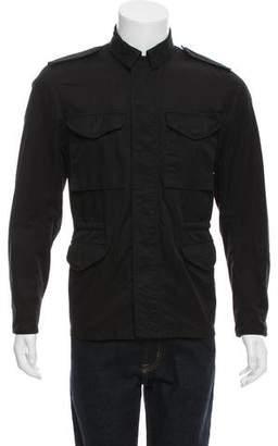 Rag & Bone Twill Utility Jacket