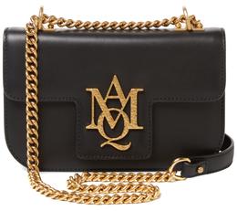 Alexander McQueenInsignia Small Leather Crossbody