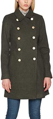Only Women's Onldarice Wool OTW Coat,(Manufacturer Size: X-)