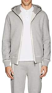 Moncler Men's Cotton Terry Hoodie-Gray