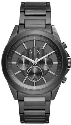 Armani Exchange Chronograph Bracelet Watch, 44mm