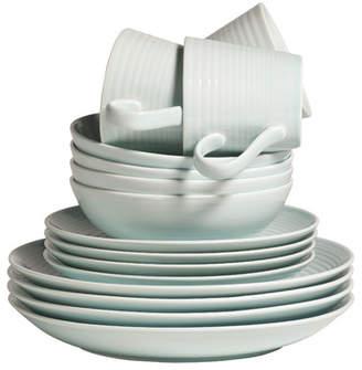 Gordon Ramsay Sperry 16 Piece Dinnerware Set, Service for 4