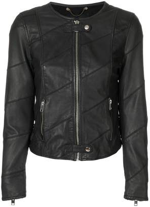 Diesel front zipped jacket