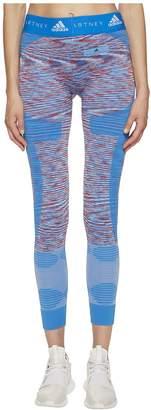 adidas by Stella McCartney Yoga Seamless Tights Space Dye CF4128 Women's Casual Pants