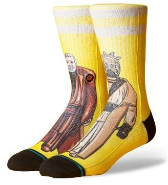 Men's Stance Star Wars(TM) Junland Waste Socks $20 thestylecure.com