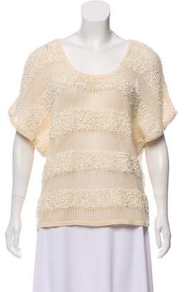 Rag & Bone Short Sleeve Sweater