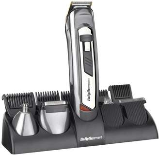 Babyliss for Men 10 in 1 Titanium Grooming System