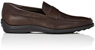 Mens Bit-Detailed Suede Loafers Tod's A045h3Hd