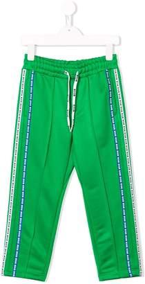 MSGM Kids side panelled track pants