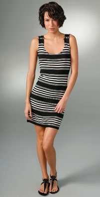 Twenty8Twelve Gaston Striped Dress