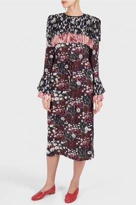 Mother of Pearl Anner Printed Dress
