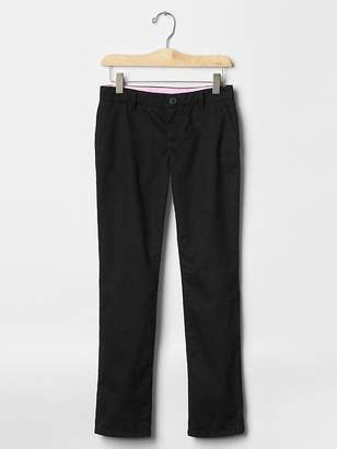 Gap Stain-resistant straight khakis