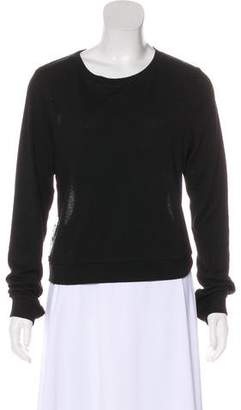 Alice + Olivia Long Sleeve Knit Sweater