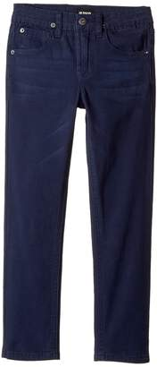 Hudson Jagger Slim Straight Twill in Moroccan Blue Boy's Clothing