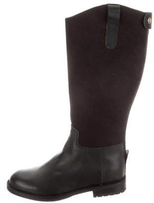 Ralph Lauren Girls' Leather Riding Boots w/ Tags