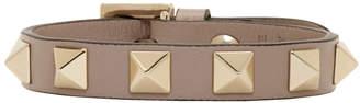 Valentino Pink Garavani Single Rockstud Bracelet