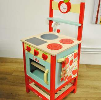 Harmony at Home Children's Eco Boutique Personalised Wooden Kitchen