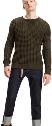 Tommy Hilfiger Textured Crewneck Sweater