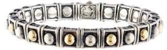 Lagos Bicolor Link Bracelet