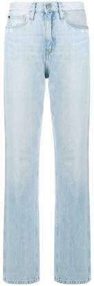 Calvin Klein Jeans high-rise straight jeans