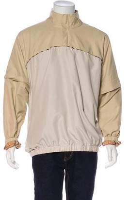 Burberry Golf Lightweight Windproof Jacket