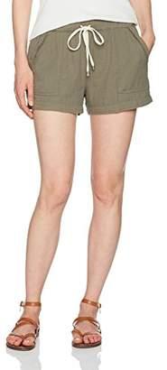Splendid Women's Double Cloth Short