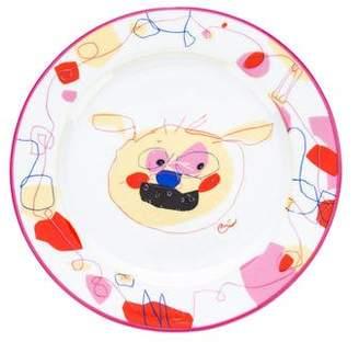 Christian Lacroix Monsters Porcelain Plate