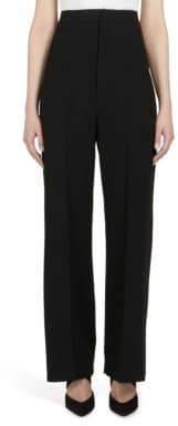Lanvin High-Waist Trousers