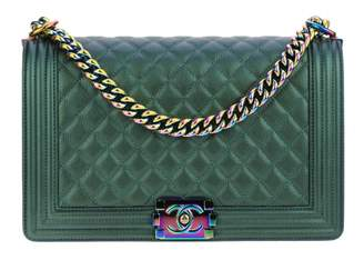 Chanel Green Bags For Women - ShopStyle UK 97ef224cbf