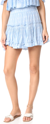 MISA Marion Skirt $215 thestylecure.com