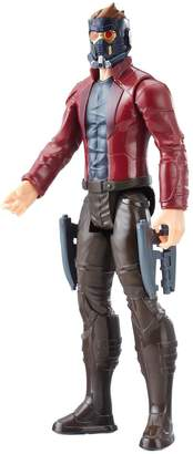 Marvel Avengers Infinity War Titan Hero Series Star-Lord with Titan Hero Power FX Port