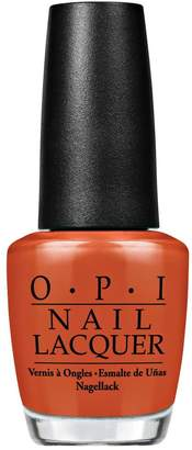 OPI It's a Piazza Cake Nail Lacquer