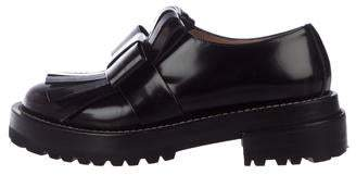 Marni Leather Platform Oxfords