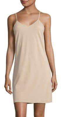Elita Silk Slip Dress