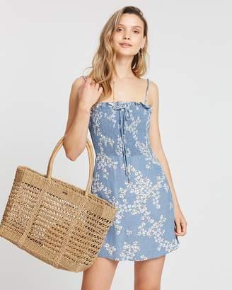 Marni Shirred Dress