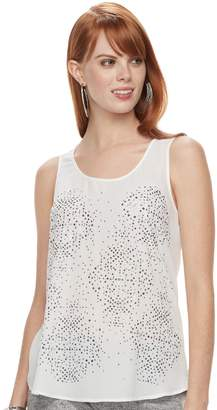 Juicy Couture Women's Embellished Tank Top