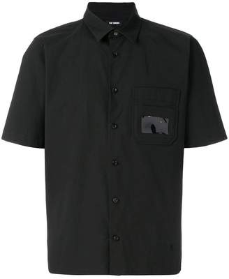 Raf Simons short-sleeve shirt