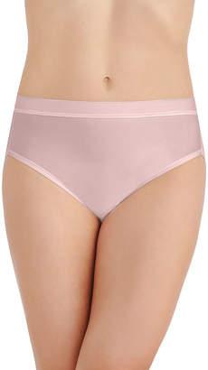 Vanity Fair Light & Luxe Knit Hi Cut Panties - 13195