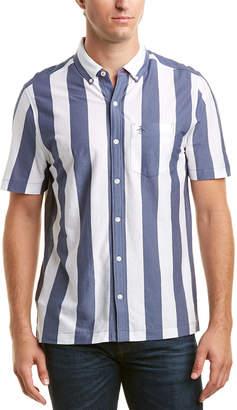 Original Penguin Vertical Stripe Shirt