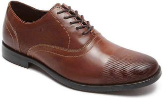 Rockport Style Purpose Cap Toe Oxford - Men's