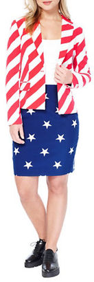 Opposuits American Woman Skirt Suit $79.95 thestylecure.com