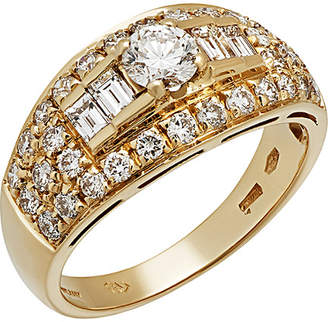 Bulgari Heritage  18K 1.00 Ct. Tw. Diamond Ring