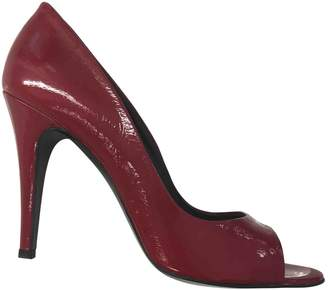 Pierre Hardy Patent leather escarpins