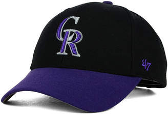 '47 Colorado Rockies Mvp Curved Cap