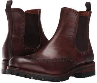 Frye George Lug Brogue Chelsea Men's Boots