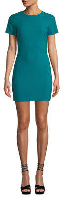 LIKELY Manhattan Sheath Mini Dress