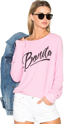 Wildfox Couture Senorita Bonita Top $98 thestylecure.com